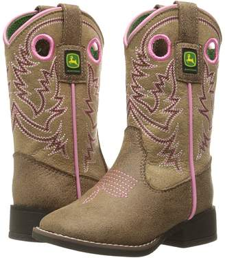 John Deere Everyday Square Toe Women's Work Boots