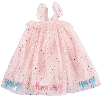 Mud Pie Tulle Sleeveless Party Dress Girl's Dress