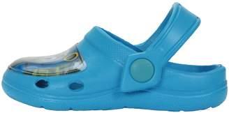 Thomas & Friends Boys Thomas The Tank Engine Slip On Beach Sandals Clogs Mules UK Infant Size 10