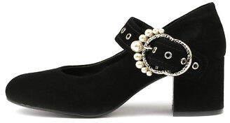 Django & Juliette New Nuncio Womens Shoes Dress Shoes Heeled