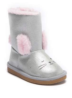 Carter's Eleni 2 Faux Fur Bunny Boot (Toddler & Little Kid) \n