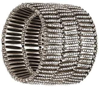 Philippe Audibert elasticated embellished bracelet