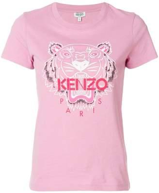 Kenzo Bleached Tiger T-shirt