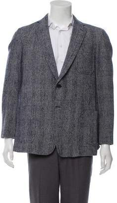 Ovadia & Sons Glen Plaid Sport Coat