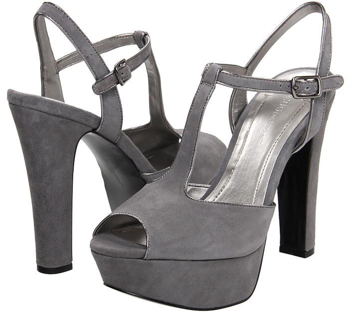 BCBGeneration Patrick (Shadow/Magnet) - Footwear