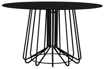 Zanotta - bigwire dining table by arik levy for zanotta