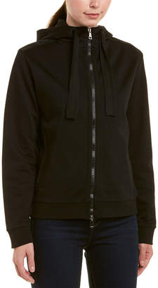 Moncler Zip Front Hoodie
