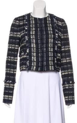 Proenza Schouler Structured Bouclé Jacket
