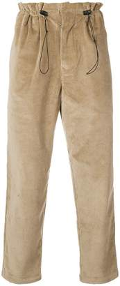 The Silted Company corduroy trousers