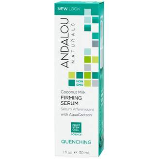 Andalou Naturals Quenching Skin Care Coconut Milk Firming Serum 30 mL