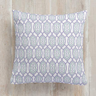 Cool Honey Square Pillow