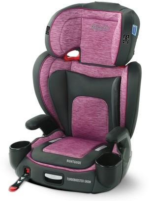 Graco Turbobooster Grow Highback Booster Car Seat