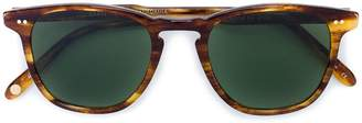 Garrett Leight tortoiseshell Brooks 47 sunglasses
