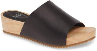 Eileen Fisher Mini Platform Slide Sandal