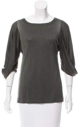 Marni Cashmere & Silk-Blend Sweater