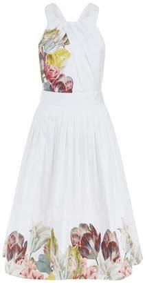 Ted Baker Reettah Tranquillity Midi Dress