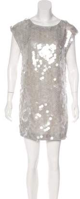 Rachel Zoe Sequined Cocktail Dress w/ Tags