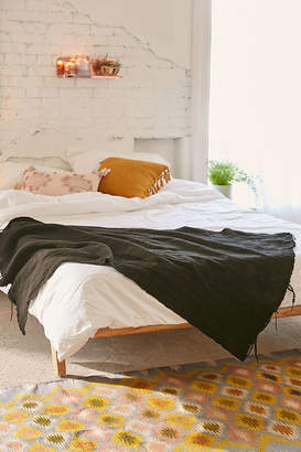 Authentic Black Mudcloth Textile