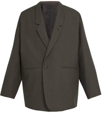 SASQUATCHfabrix. Wool-blend jacket