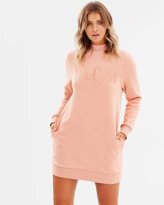 Volcom Burn City Fleece Dress