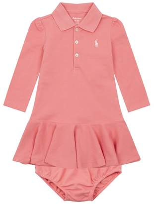 Polo Ralph Lauren Polo Dress with Bloomers