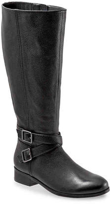 6d7eaa90aa1f Trotters Liberty Wide Calf Riding Boot - Women s