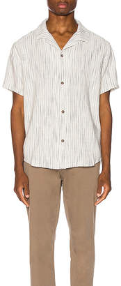 rhythm Vacation Stripe Shirt