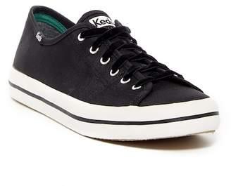Keds Kickstart Slub Satin Sneaker - Wide Width Available