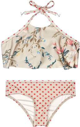 Zimmermann Bayou Halterneck Bikini