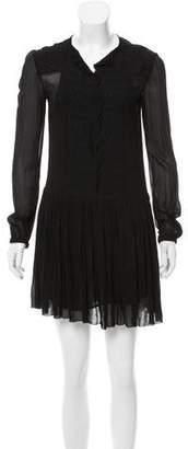 Etoile Isabel Marant Embroidered Mini Dress