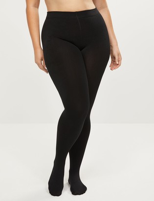 7f6332787 Lane Bryant Smoothing Tights - Fleece Lined