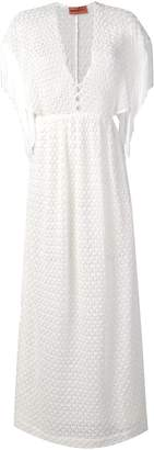 Missoni Mare lace maxi dress