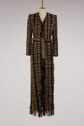 Balmain Wool long cardigan