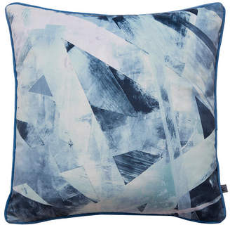 Graham & Brown Aura Blue Pillow