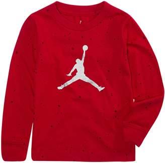 Nike JORDAN Jordan Jumpman Logo Speckle T-Shirt