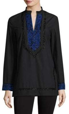Tory Burch Tory Cotton Tunic