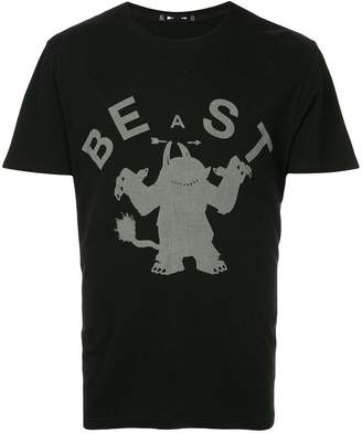 The Upside beast T-shirt