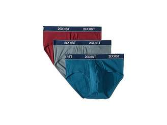 2xist 3-Pack ESSENTIAL Contour Pouch Brief