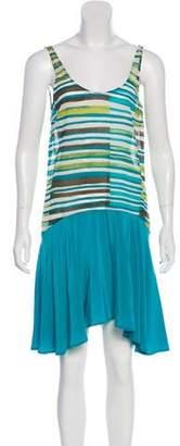 Thakoon Printed Knee-Length Dress w/ Tags