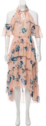 Ulla Johnson Silk Halter Dress w/ Tags