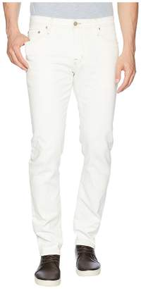 AG Adriano Goldschmied Tellis Modern Slim Leg Denim in 1 Year Eutral White Men's Jeans