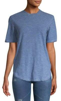 AG Adriano Goldschmied Cone Striped Tee