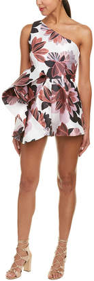 Keepsake One-Shoulder Romper