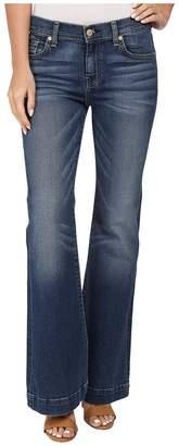 7 For All Mankind Tailorless Dojo in Medium Melrose Women's Jeans