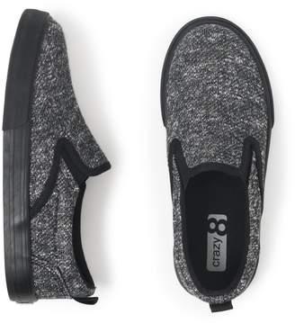 Crazy 8 Crazy8 Canvas Slip-On Sneakers