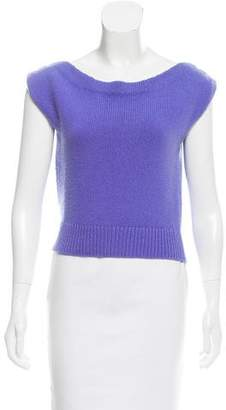 Marc Jacobs Cashmere Sleeveless Top