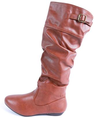 Bamboo Zoria Tall Boot $46 thestylecure.com