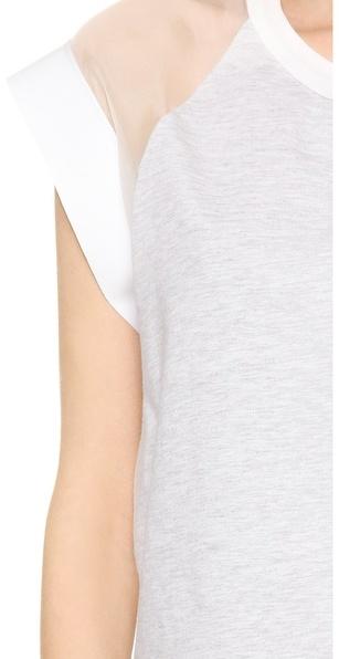 Giambattista Valli Short Sleeve Top