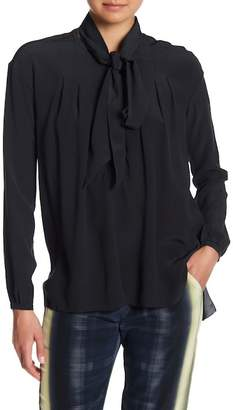 Go Silk go > by GoSilk Go Poet Silk Blouse