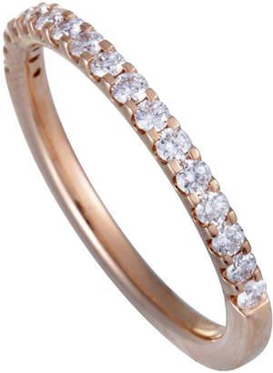 Diamond Select Cuts 18K Rose Gold 0.36 Ct. Tw. Diamond Ring